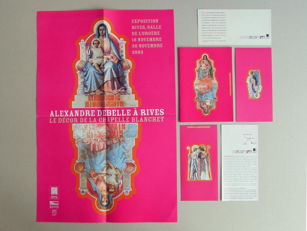 affiche, livret, invitation, flyer